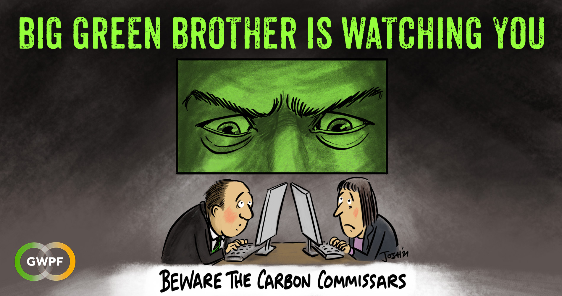 The Carbon Commissars are watching you! Companies face compulsory green auditors