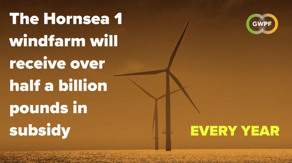 Hornsea windfarm